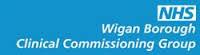 Wigan CCG logo