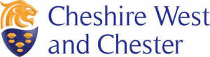 Cheshire west council logo