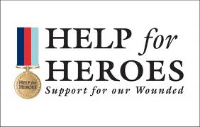 Help for heroes logo