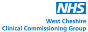 west cheshire ccg logo
