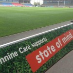 Pennine Care Adverts at salford