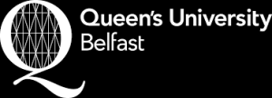 Queens UNiversity bel;fast logo