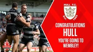 Hull at Wembley 2017