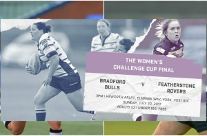 Womens Challenge Cup Final 2017