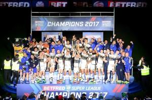Leeds Rhinos Champions 2017